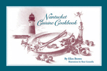 Nantucket Cuisine Cookbook